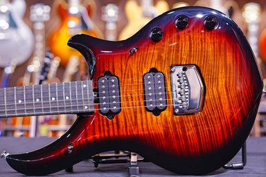 Ernie Ball Music Man John Petrucci Majesty - Tiger Eye M12227 - HIENDGUITAR.COM