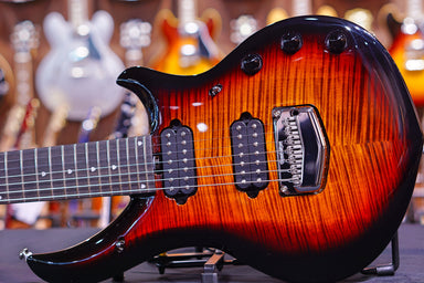 Ernie Ball Music Man John Petrucci Majesty - Tiger Eye M12200 - HIENDGUITAR.COM