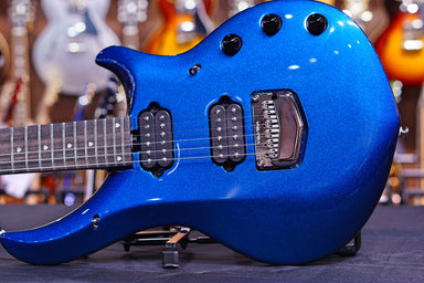 Ernie Ball Music Man John Petrucci Majesty - Kinetic Blue M12337 - HIENDGUITAR.COM