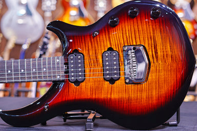 Ernie Ball Music Man John Petrucci Majesty - Tiger Eye M12224 - HIENDGUITAR.COM
