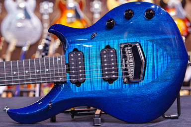 Ernie Ball Music Man John Petrucci Majesty 7-string - Blue Honu M12275 - HIENDGUITAR.COM