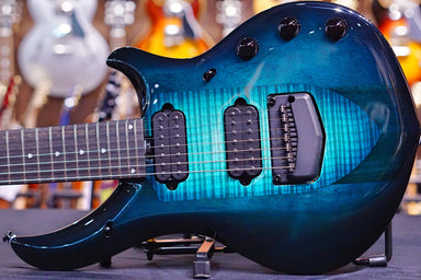 Ernie Ball Music Man John Petrucci Majesty 7-string - Enchanted Forest M12123 - HIENDGUITAR.COM