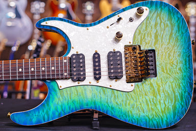 Tom Anderson Guardian Angel Maui Kazowie with Binding Anderson - HIENDGUITAR.COM