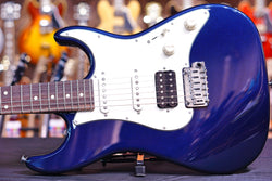 Suhr Standard Throwback S1, Alder, Mercedes Blue Metallic JST4R3R