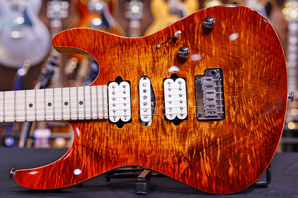 Suhr Custom modern copperhead burst JS4F0N