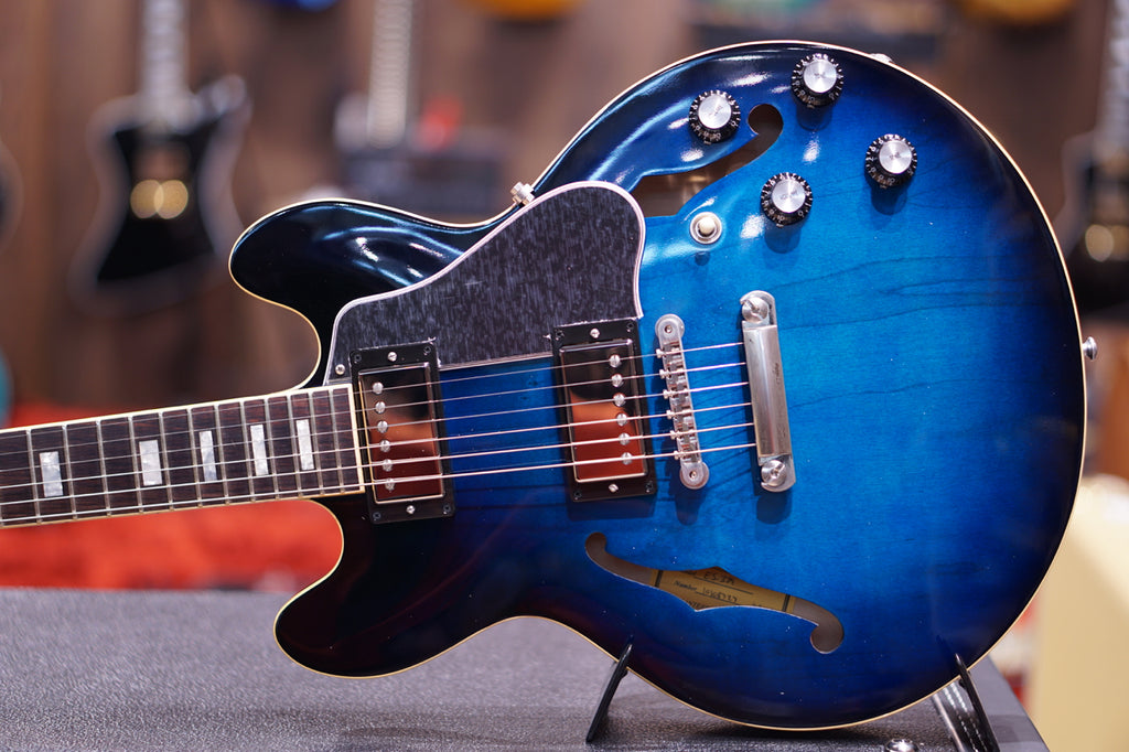 Gibson Memphis ES-339 2018 - Antique Blues Burst