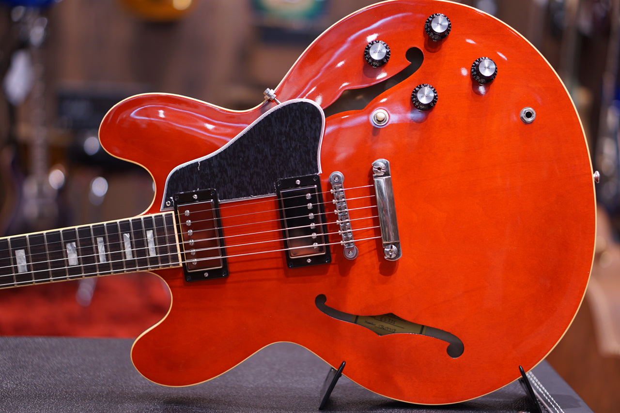 Gibson ES335 Traditional 2018 - Antique Faded Cherry GIBSON - HIENDGUITAR.COM