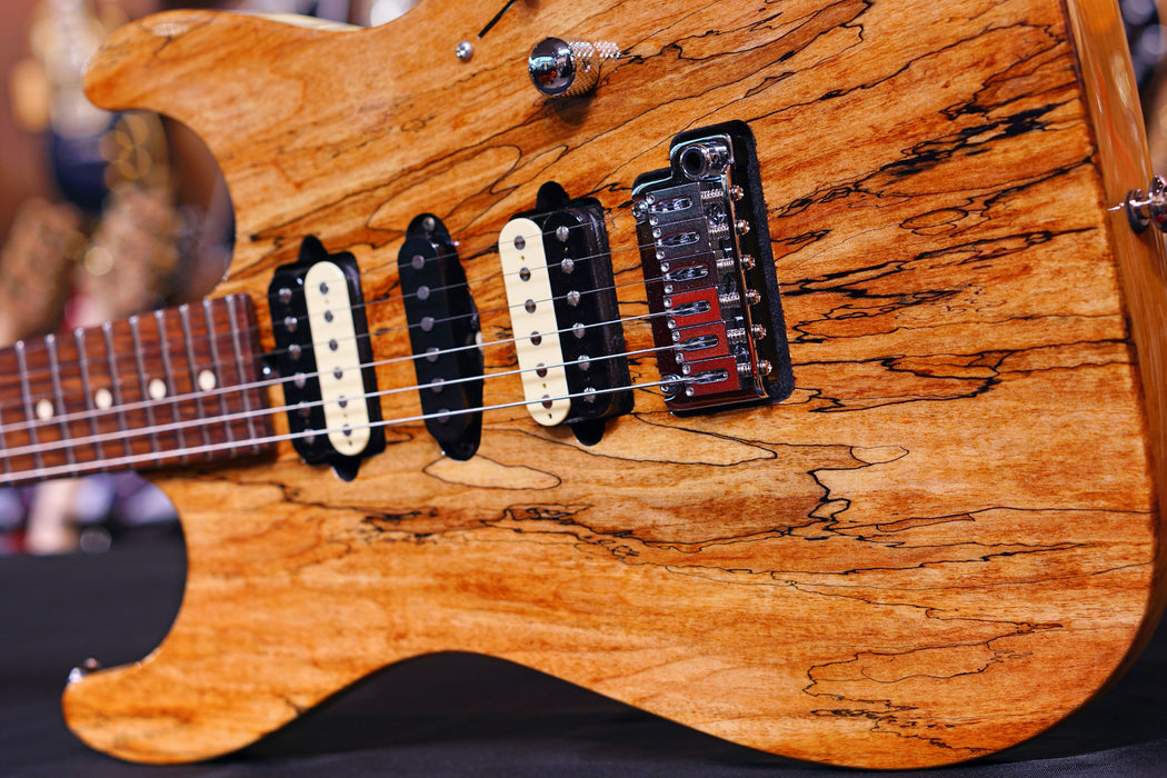 Suhr standard spalted maple JS7R0Q
