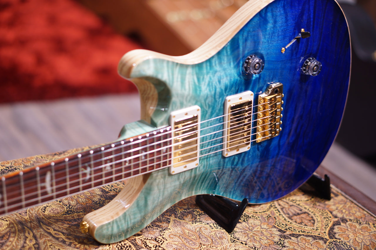 PRS  Custom 24 Hiend Spec #2 Blue fade
