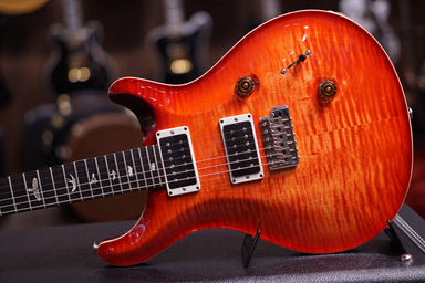 PRS Custom 24 reg Blood orange 234792 PRS - HIENDGUITAR.COM