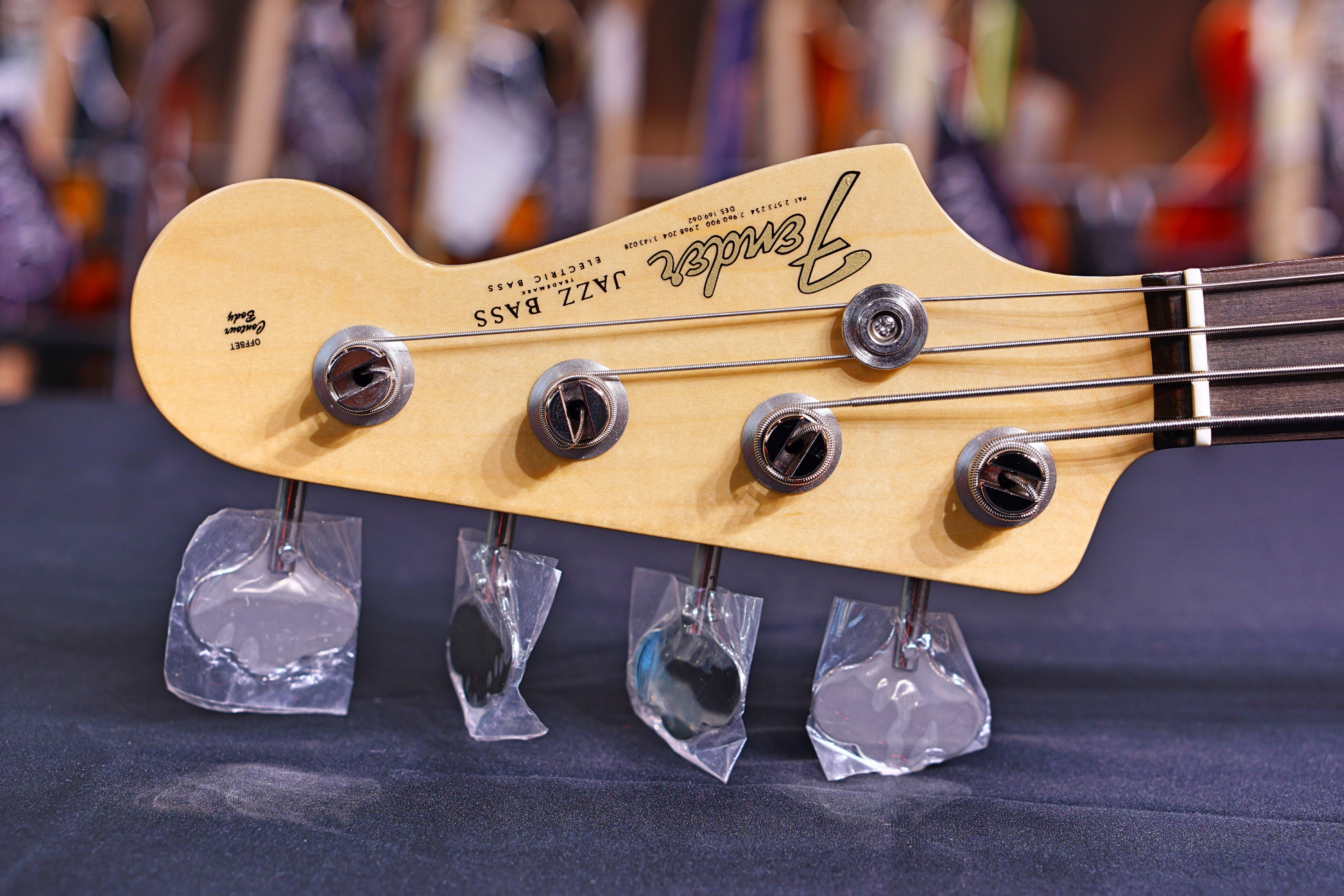 Fender American Original '60s Precision Bass - 3-Color Sunburst fender - HIENDGUITAR.COM