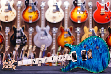 PRS Custom 24 wood library  Matteo Verde 10top 19 0279238