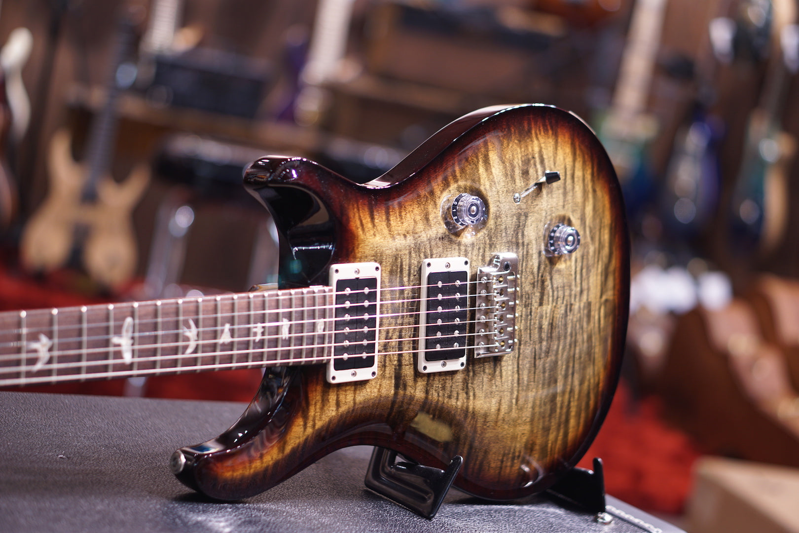 PRS CUSTOM 24 CUSTOM COLOUR SN 212479