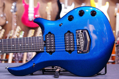 Ernie Ball Music Man John Petrucci Majesty 7 - kinetic Blue  M12370