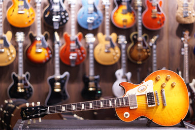 "Slash 1958 Les Paul ""First Standard"" #8 3096 Replica - Gibson - HIENDGUITAR.COM"