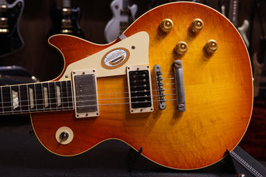 "Slash 1958 Les Paul ""First Standard"" #8 3096 Replica - Gibson GIBSON - HIENDGUITAR.COM"