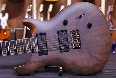 PRS SE Mark Holcomb SVN - Satin Walnut 2020 PRS - HIENDGUITAR.COM