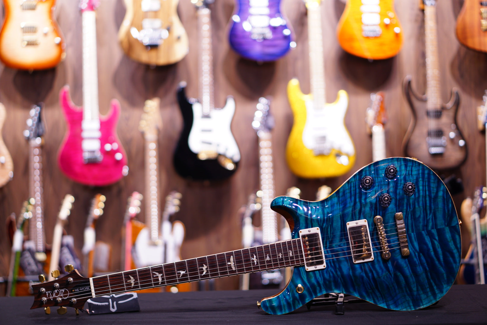 PRS Mccarty 594 232678 Blue matteo