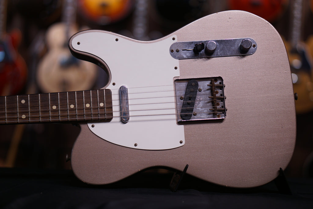The Fender Custom Shop 1959 Telecaster Journeyman Relic
