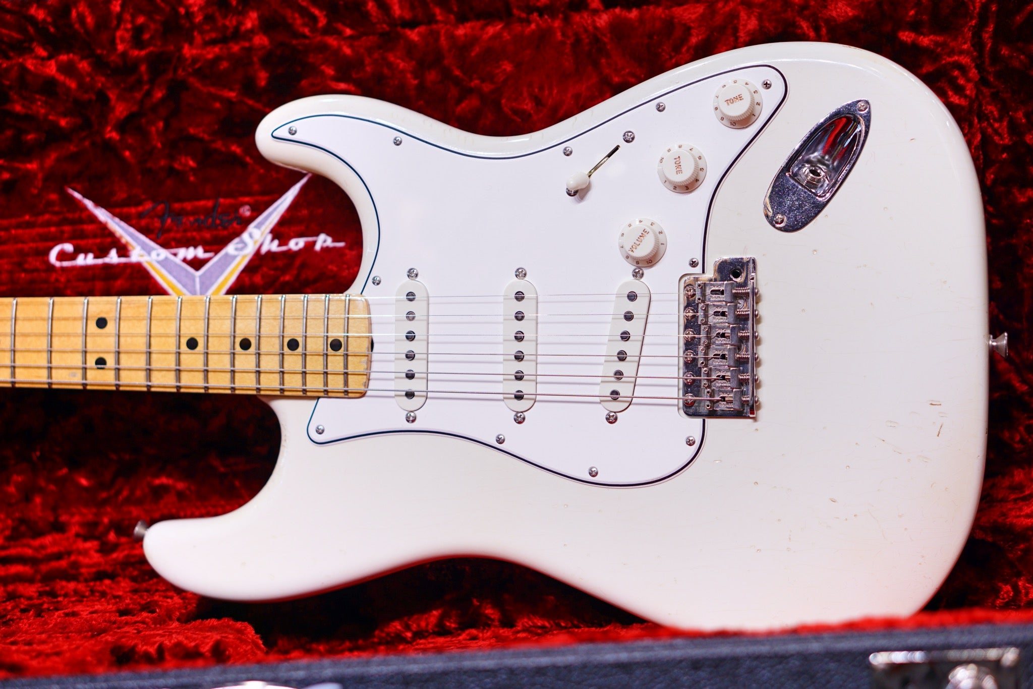 Fender JIMI HENDRIX VOODOO CHILD™ STRAT® - JOURNEYMAN RELIC®