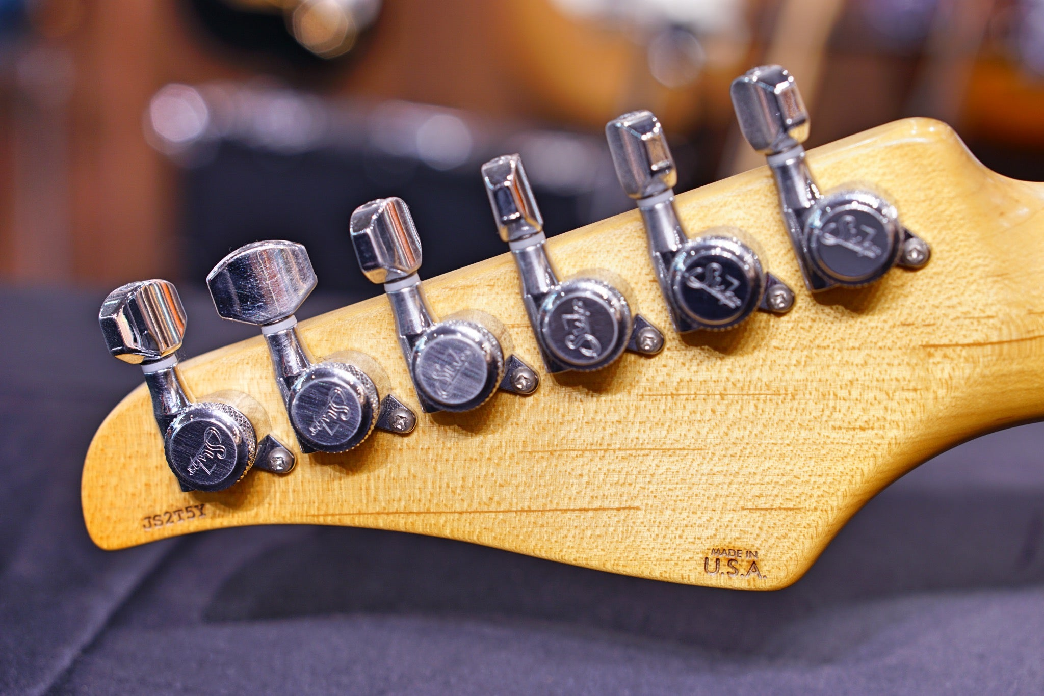 Suhr Classic T Antique 2 Tone Burst Hs