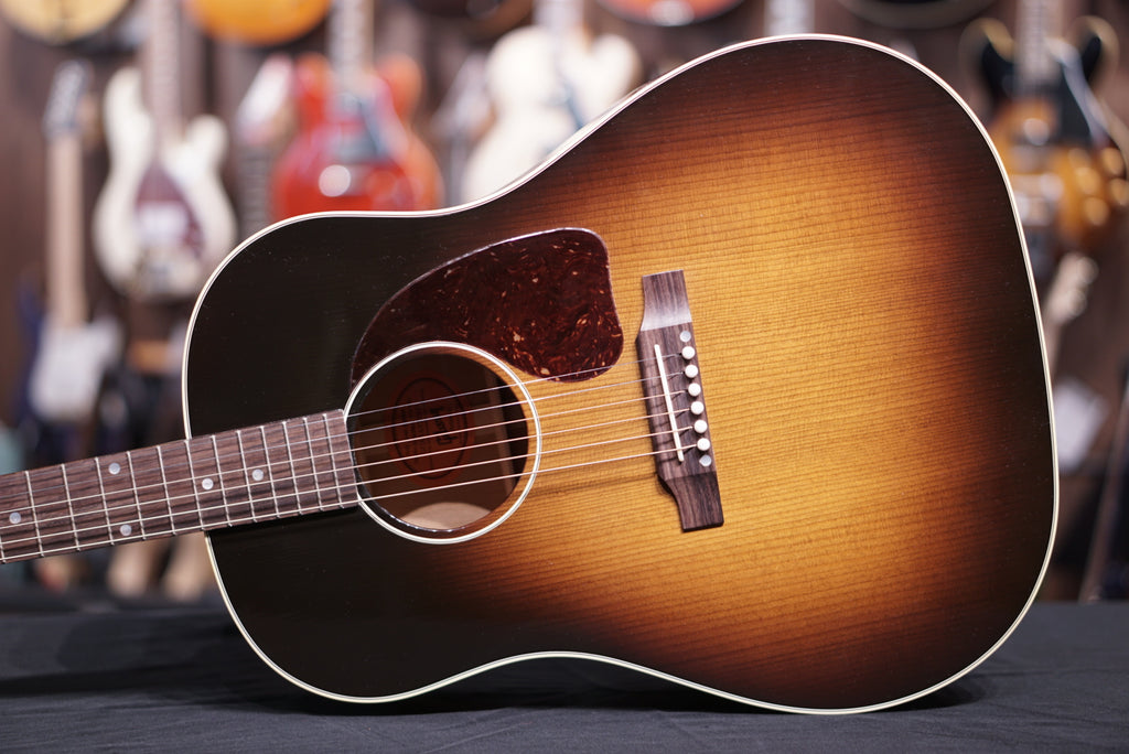 Gibson acoustic j45 vintage