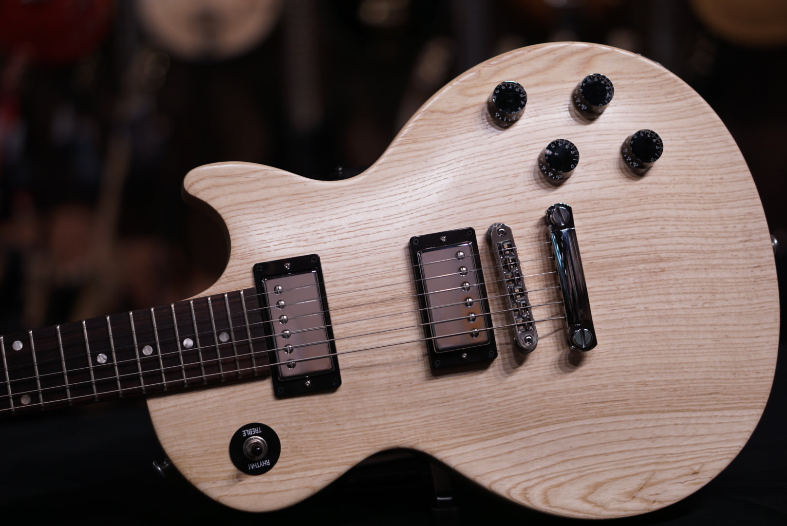 Gibson les paul studio swamp ash Natural Satin