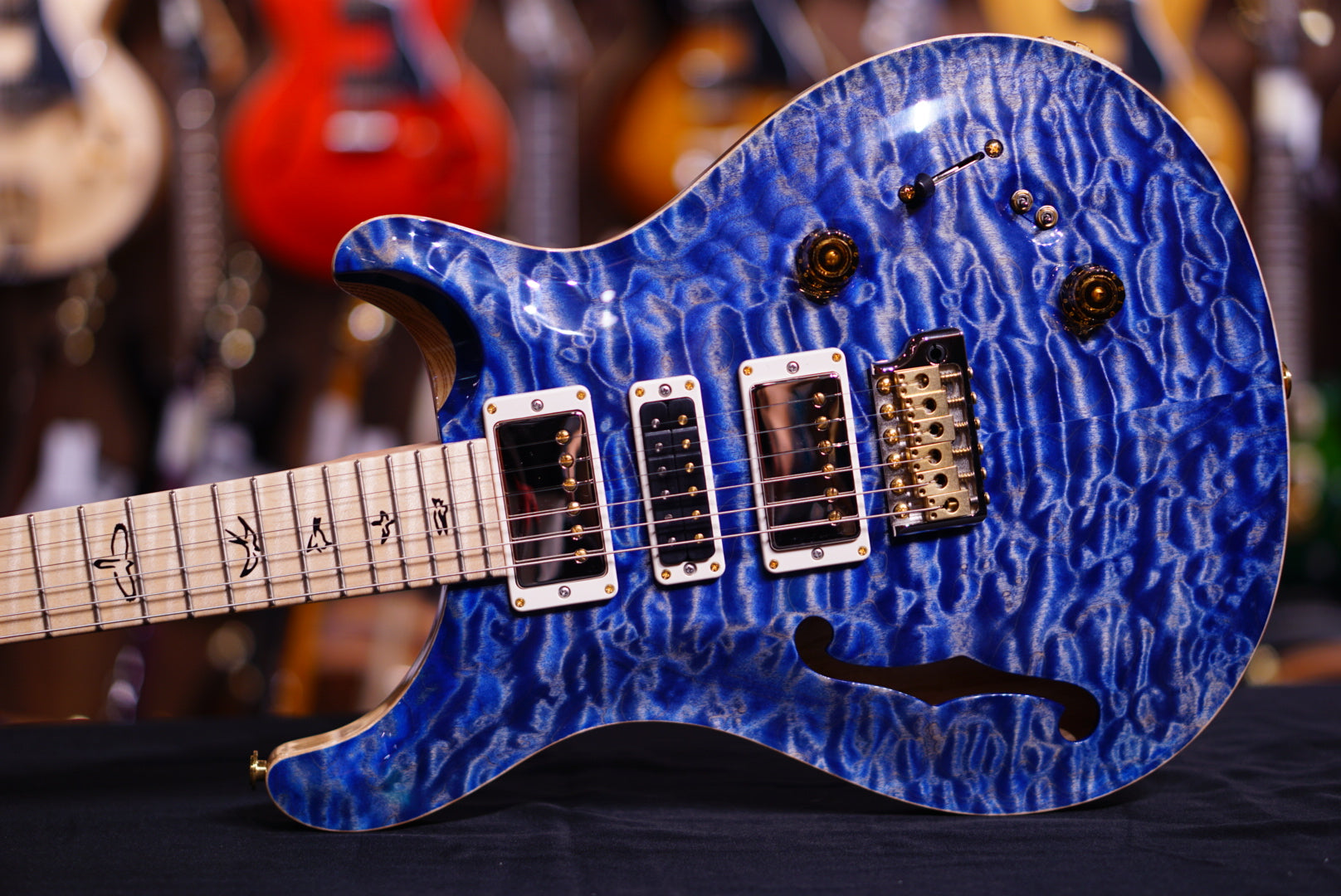 PRS Special faded blue jeans Hiend Spec 258383