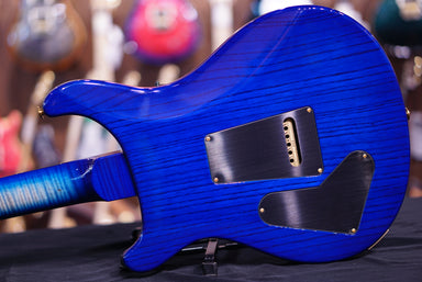 PRS Custom 22 Hiend spec# 1 Faded Blue Burst PRS - HIENDGUITAR.COM