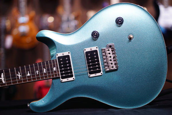 PRS CE24 Frost Green Metallic