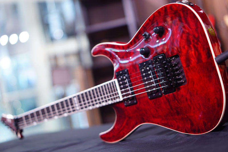 ESP E-II Horizon Black cherry floyd ES1305510