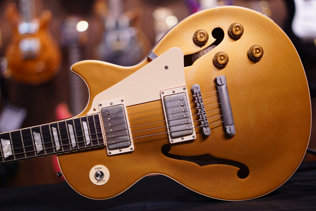 Gibson ES Les Paul Gold top VOS