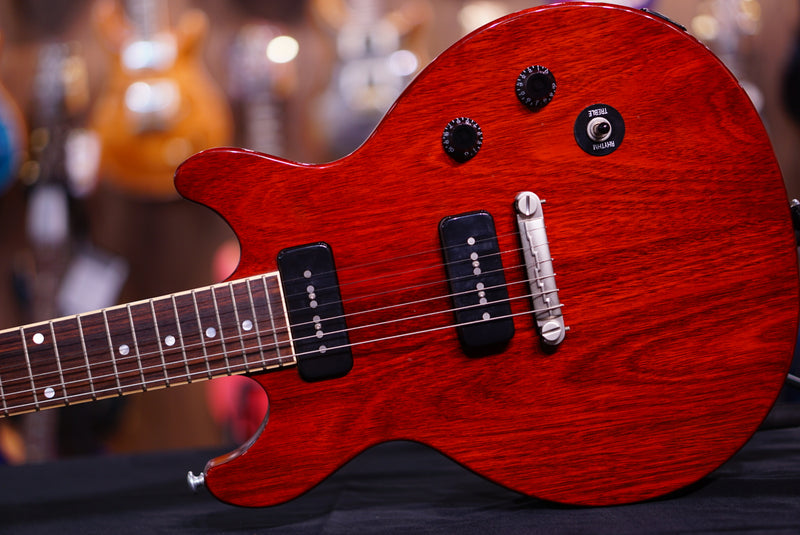 Gibson Les Paul special double cutaway cherry