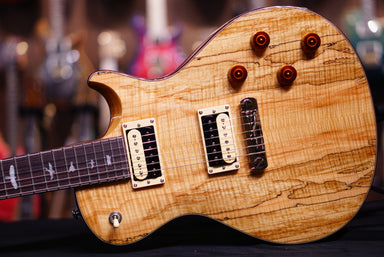 PRS SE Exotic spalted maple 245 PRS SE - HIENDGUITAR.COM