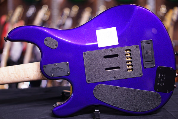 Music Man John Petrucci Jp6 With Piezo - Firemist Purple G88875