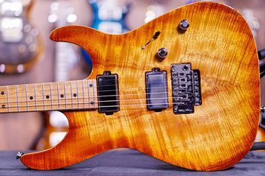 Tom Anderson Angel Honey Shaded Edge with Binding 11-10-20A - HIENDGUITAR   Anderson GUITAR