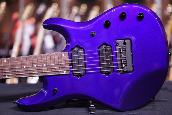 Music Man John Petrucci Jp6 7 string Firemist Purple F82588