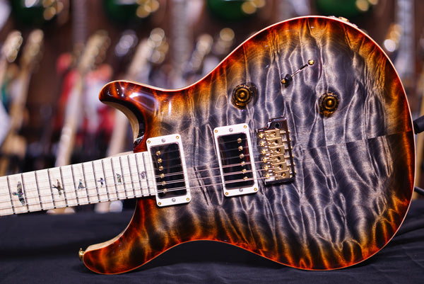 PRS Custom24 hiend spec charcoal cherry 0265946