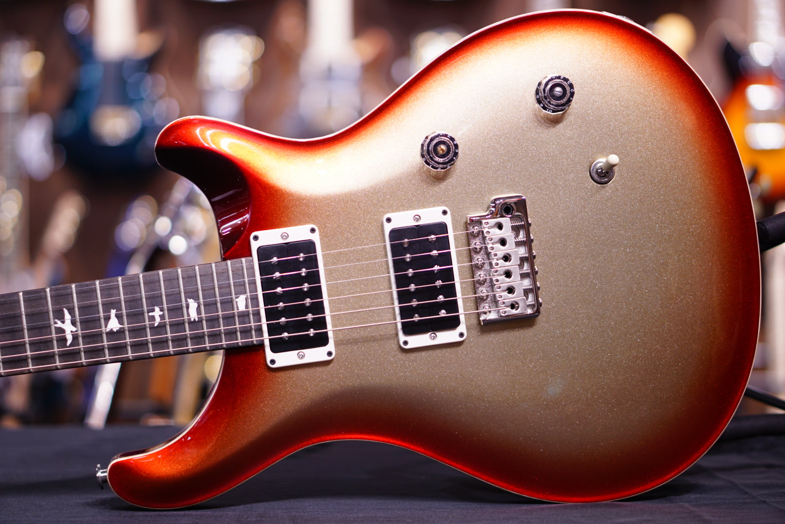 PRS CE24 Custom color 243459 - HIENDGUITAR   PRS GUITAR