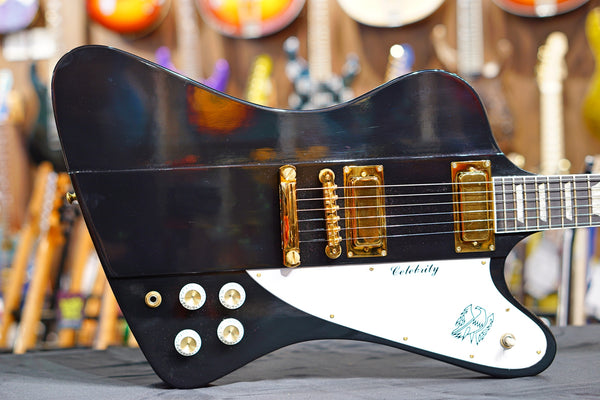 Gibson Firebird ebony celebrity