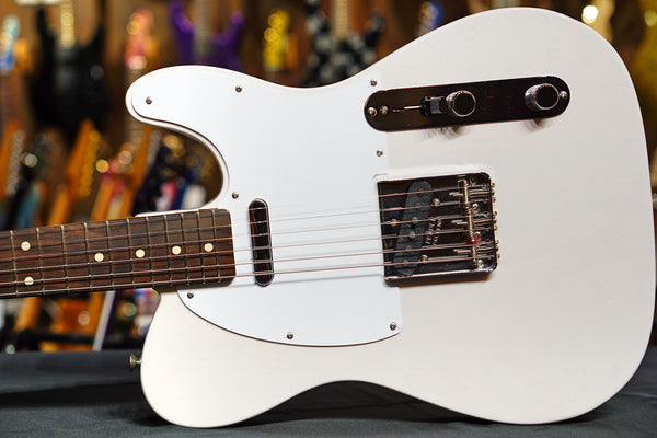 Fender Jimmy Page Telecaster - White Blonde