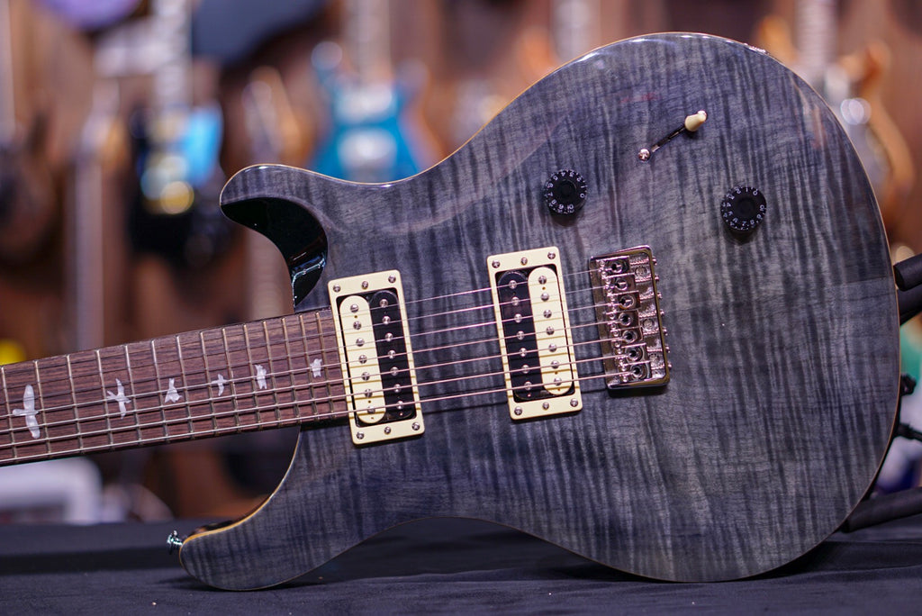 PRS SE SVN 7 String in gray black 2018
