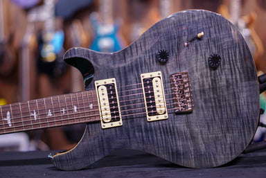 PRS SE SVN 7 String in gray black PRS SE - HIENDGUITAR.COM