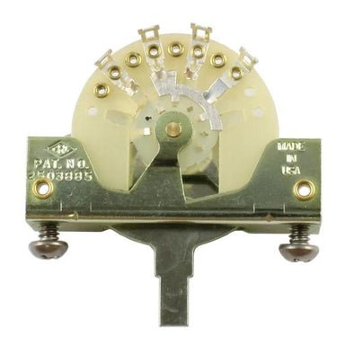 EP-0075 Original CRL 3-Way Blade Switch ALLIED ELECTRONICS HUMBLE - HIENDGUITAR.COM