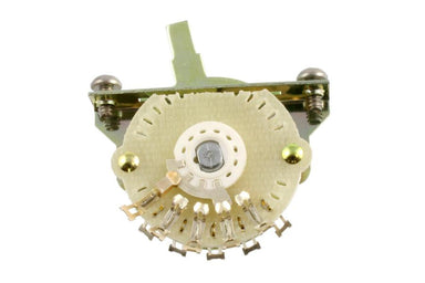 EP-4374 4-Way Oak Grigsby Blade Switch for Telecaster® ALLIED ELECTRONICS HUMBLE - HIENDGUITAR.COM
