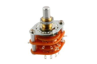 EP-4925 5-position Rotary Switch ALPHA - HIENDGUITAR.COM