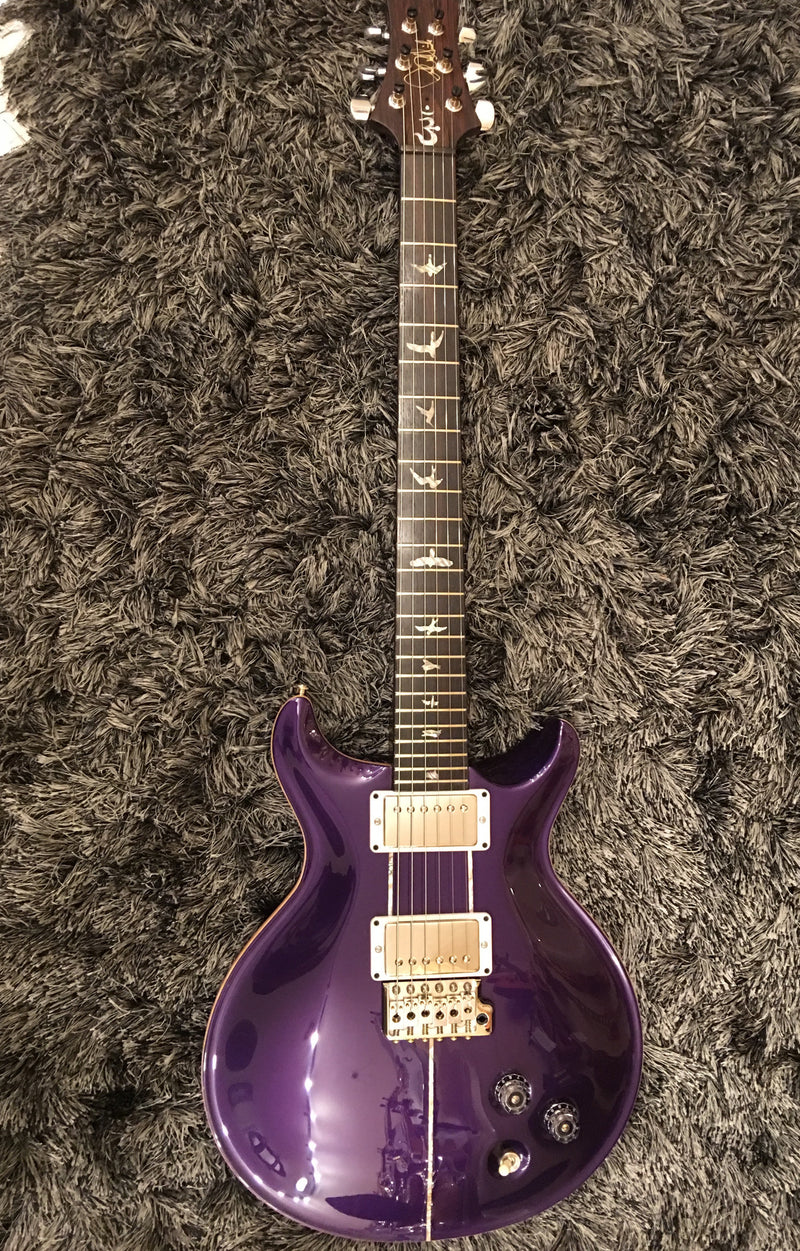 PRS Private Stock Santana Purple only 2 worldwide