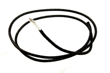 GW-0820 Cloth Covered Stranded Wire GAVITT WIRE & CABLE CO.,INC. Black / 25 feet - HIENDGUITAR.COM
