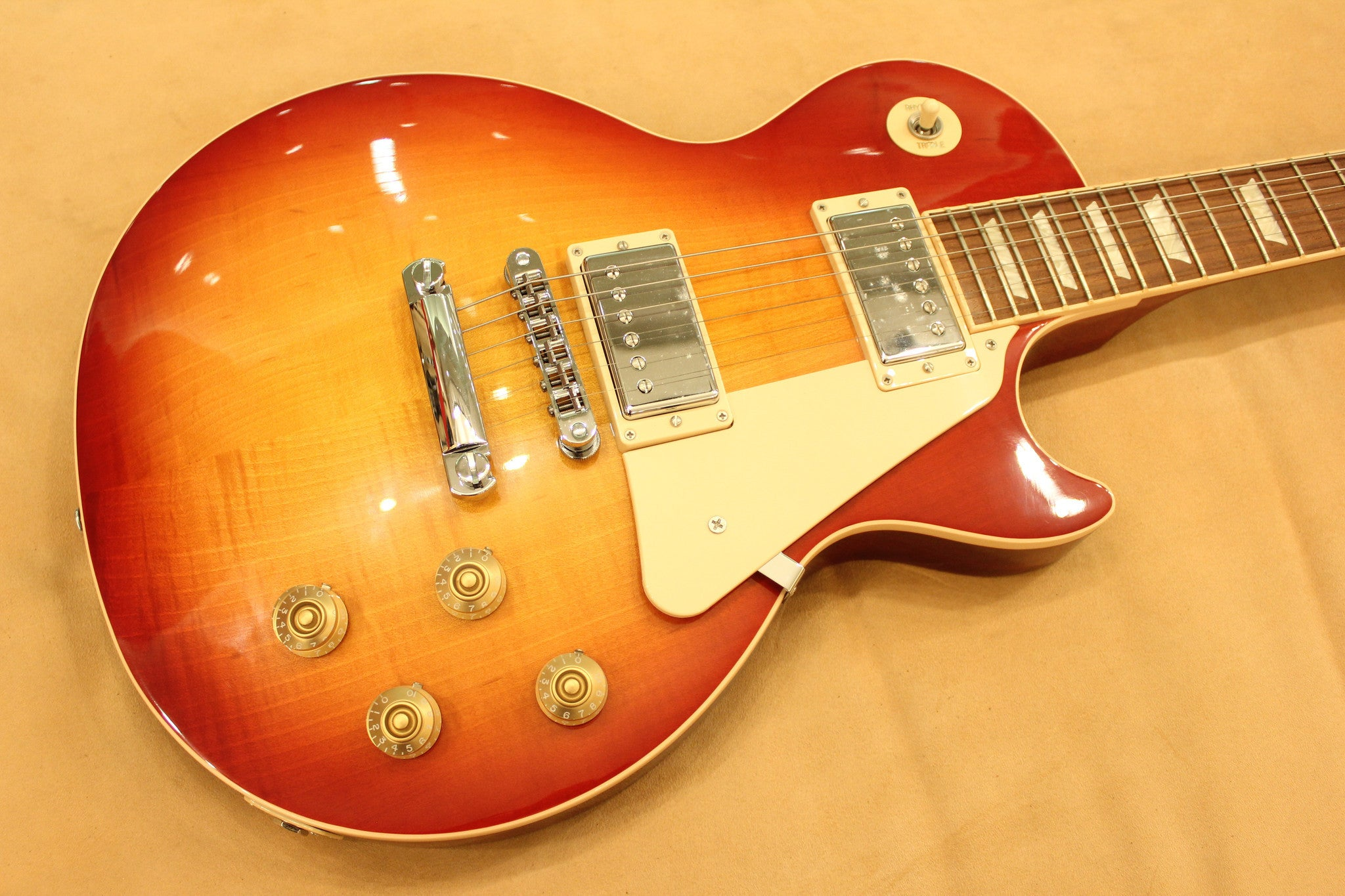 GIBSON LP traditional 2013 heritage cherry Gibson - HIENDGUITAR.COM