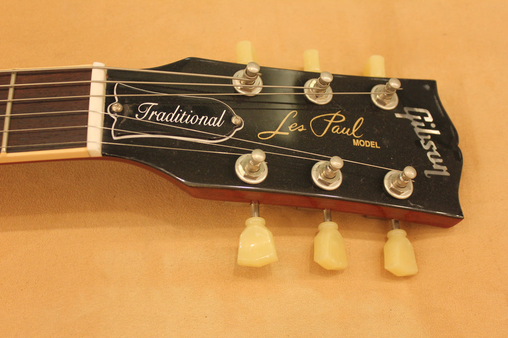 gibson-lp-traditional-2012-ice-tea-sn0476 indonesia